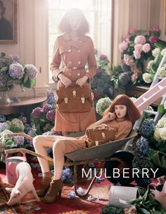 Mulberry. Faves: Lindsey & Cute Little Piggie