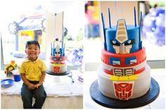 Cumpleaños de Transformers