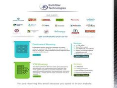 Sixth Star Technologies  Vps and Dedicated Hosting at Best Cost in Chennai