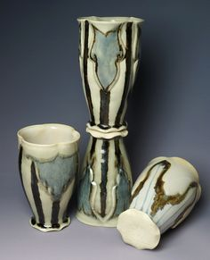 Ceramic tumblers Victoria smith ceramics