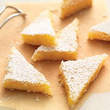 Gluten-Free Lemon Squares with an Almond Flour Crust: King Arthur Flour