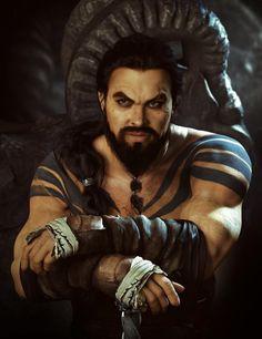 Khal Drogo | The Journey of G.