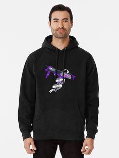 'MoonNinja: Astronaut Bazooka Ride' T-Shirt by moonninja Grey Shirt, Black Hoodie, Overwatch Hoodie, Lisa The Painful, Crew Neck Sweatshirt, Pullover, Hang Ten, Across The Universe, Hoodies