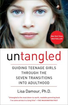 Lisa Damour answers questions about parenting teens