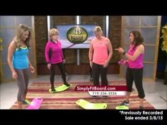 Simply Fit Board on Colorado's Best - YouTube