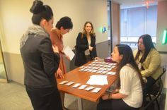 NYU SHRM Navigating Office Politics event (Photo by Stacie Zhang)