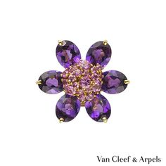 Van cleef arpels jewellery - buy and sell pre-owned, unworn, second-hand or used Van cleef arpels jewellery online Amethyst Jewelry, Amethyst Pendant, Diamond Pendant Necklace, Crystal Jewelry, Pendant Jewelry, Silver Jewelry, Craft Jewelry, Modern Jewelry, Fine Jewelry