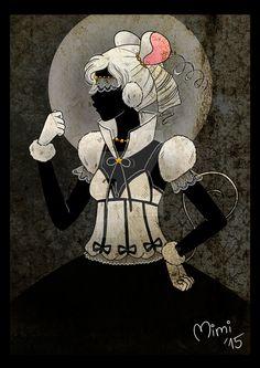 .crystal princess sailor iron mouse by mimiclothing.deviantart.com on @DeviantArt