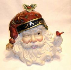 Christmas Cookie Jars Collectibles