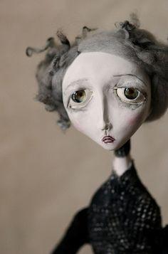 Black Eyed Suzie victorian dolls | Artonfix