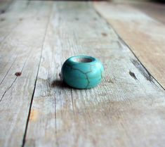 Turquoise Dreadlock Bead Accessory Extension by PurpleFinchStore, $5.00
