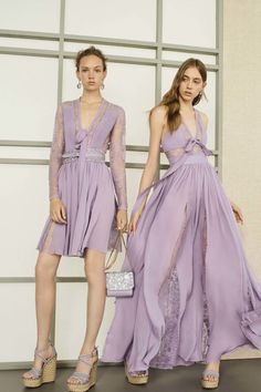 Elie Saab, Lavender fashion
