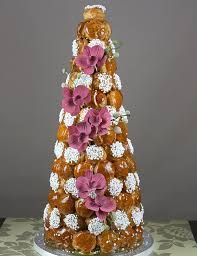 Image result for croquembouche wedding