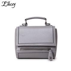 New Women Messenger Bags Small Box PU Leather Handbags Trend All Match Women Bags Girls Trunk Crossbody Pandora Bag