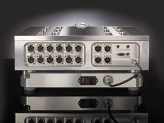 D'Agostino Momentum Preamplifier