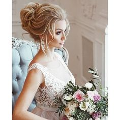 Divine bridal style with @elstile with wedding hair at @elstilespb @yulia_dianova. #elstile #wedding #bridal #bridalhair #bridalhairstyle #hairdo #hairstyle #эльстиль #невеста #weddingdress #gettingmarried #updo #messy #weddinghair #bridetobe #эльстиль #l