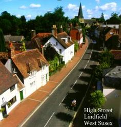 The Historic Village of Lindfield