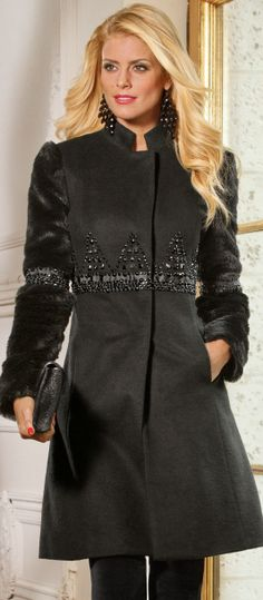 Gorgeous. Another coat for my addiction.