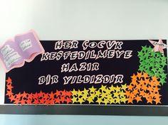 Back To School Bulletin Boards, Fractions, Preschool, Classroom, Science, Chart, Education, Kids, School