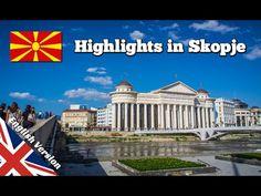 Top 10 Things to do in Skopje, Macedonia