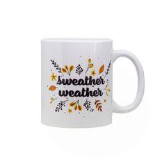 Breakslow - sweather weather bögre. Az őszi bögre kollekció első darabja, amiből különösen jól esik egy forró tea vagy kávé. I Shop, Weather, Tea, Mugs, Tableware, Dinnerware, Tumblers, Tablewares, Mug