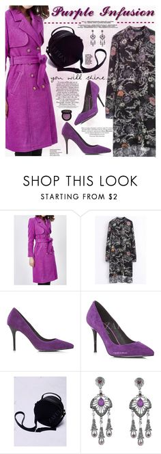 """""""Purple Infusion"""" by katjuncica ❤ liked on Polyvore featuring Gucci"""