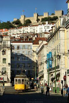 Lisboa. Castillo de San Jorge