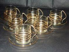 Luxusní hrníčky na kávu Retro 2, Poland, Candle Holders, Memories, Historia, Nostalgia, Memoirs, Souvenirs, Porta Velas