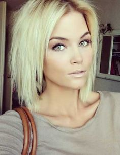 Gorgeous Blonde Bob Hairstyles that'll Amaze You