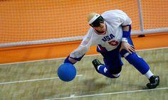 Paralympics Games disciplines Goal Ball
