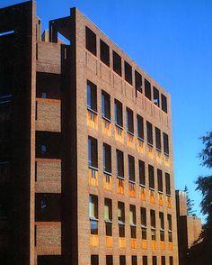 Louis Kahn, Phillips Exeter Academy Library; photo: Steve Rosenthal