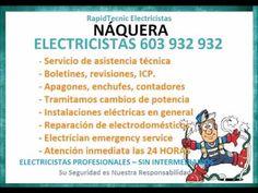 Electricistas NAQUERA 603 932 932 Baratos
