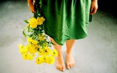 Photo by anna gawlak Yellow Daisies, Language Of Flowers, Green Life, Color Stories, Amazing Flowers, Life Is Beautiful, Planting Flowers, Bloom, Anna