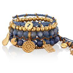 Royal blue #mokobelle #mokobellejewellery #jewellery #buythelook