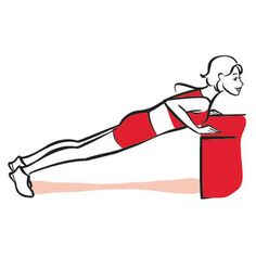 Incline crunch: A do-anywhere strength move that blasts fat and flattens abs fast.