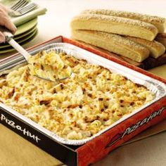 Pizza Hut Restaurant Copycat Recipes: Home Pizza Hut Tuscani Pastas.