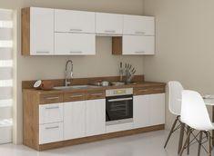 Kuchyňská linka VIGO Kitchen Cabinets, Home Decor, Kitchen Cupboards, Homemade Home Decor, Decoration Home, Kitchen Shelves, Interior Decorating