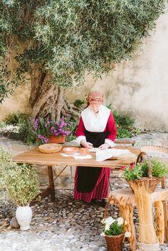 Sardinian Village De