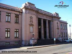 En casa Chihuahua Centro de Patrimonio Cultural, nos dedicamos a conservar, difundir y promover el patrimonio cultural de Chihuahua. Contamos con exposiciones permanentes y temporales, así como diversos talleres. Visítenos de miércoles a lunes de las 10:00 a las 18:00 horas, en Libertad # 901 Col. Centro de Chihuahua en el antiguo Palacio Federal. www.turismoenchihuahua.com #visitachihuahua