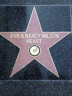 #heart #heartmusic #hollywood #annwilson #nancywilson
