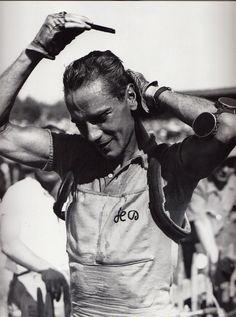 Mooie Hugo Koblet! EK voorbij, leve de Tour. Op www.touretappe.nl en @touretappe sfeerproeven. #tourdefrance