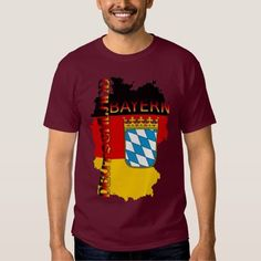 (Deutschland Bayern T-Shirt) #Bavaria #Beer #Bier #Deutschland #Germany #Oktoberfest is available on Funny T-shirts Clothing Store   http://ift.tt/2dgkdi5