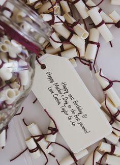 40 365 Jar Ideas Jar Mason Jars Boyfriend Gifts