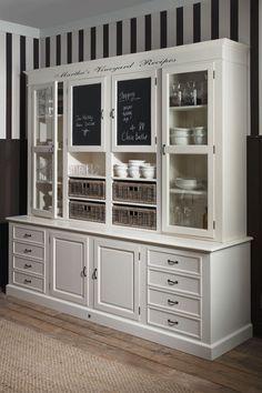 Современные кухонные шкаф буфеты и серванты в интерьере на фото. Какой стиль лучше выбрать: классика, прованс, современный и где лучше поставить на кухне.