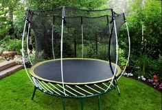 Summer fun with garden trampoline - What does Stiftung Warentest say about it - Decoration Top Spring Free Trampoline, Springless Trampoline, Trampoline Reviews, Trampolines, Trampoline Ideas, Outdoor Fun, Outdoor Decor, Outdoor Living, Summer Fun