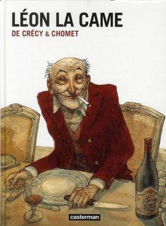 Leon la Came by Nicolas de Crecy and Sylvain Chomet