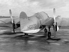 Handley Page HP.75 Manx