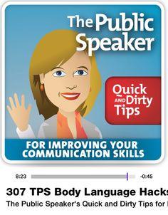 Body Language Hacks to help you feel better'