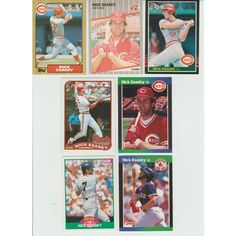 20 + Different NICK ESASKY cards lot 1985 - 1992 Reds Red Sox Brave Topps Big Listing in the 1980-1989,Lots,MLB,Baseball,Sports Cards,Sport Memorabilia & Cards Category on eBid United States   148347092