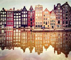 Travel to Amsterdam.
